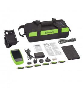 LR-G2-KIT-LinkRunner G2 Smart Network Tester Extended kit...