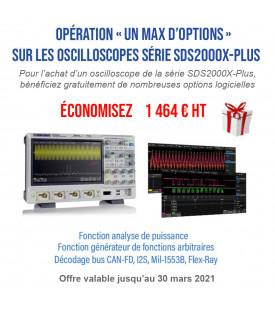 -SDS2000X-Plus Package options logicielles